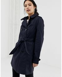 Pimkie Trench Coat - Blue