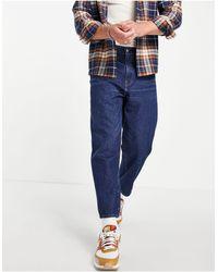 Levi's ‐ Stay Loose ‐ Kurz geschnittene Jeans - Blau