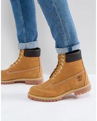 Timberland – Klassische Premium-Stiefel - Mehrfarbig