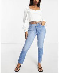 Bershka - Jeans diritti - Lyst