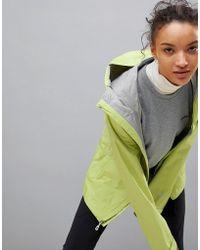Patagonia - Torrentshell Full Zip Hooded Jacket In Lime - Lyst