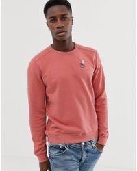 Scotch & Soda Garment-dyed Regular-fit Sweater