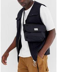 Herschel Supply Co. - Co Grade - Mini sac bandoulière 4,5 L - Noir - Lyst