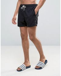 SELECTED - Swim Shorts - Lyst