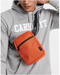Carhartt WIP Сумка С Ремешком Через Плечо Brandon-оранжевый Цвет