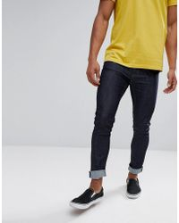 d97baefaeda Cheap Monday Sonic Slim Jeans Crew Blue in Blue for Men - Lyst