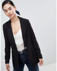 ONLY - Marlena Tailored Blazer - Lyst