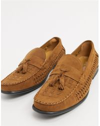 Brave Soul Faux Suede Tan Shoes-neutral - Brown