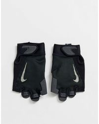 Nike Training - Mens ultimate - Guanti neri - Nero