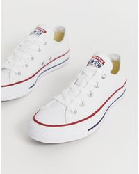 Converse Chuck Taylor - All Star Ox - Te Sneakers - Wit