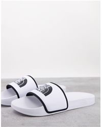 The North Face Base Camp Sliders - White