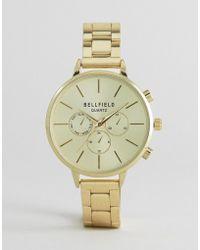 Bellfield - Large Dial Watch - Lyst