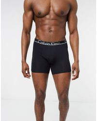 Calvin Klein – e Boxershorts - Schwarz