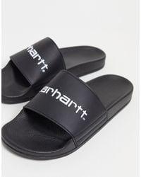 Carhartt WIP Sliders - Black