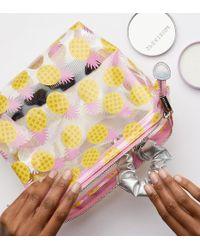 Skinnydip London - Fruity Pineapple Wash Bag - Lyst