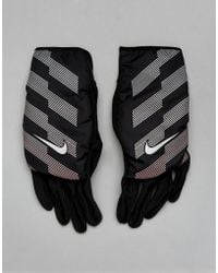 Nike - Flash Quilted Gloves In Black Rg.j3-082 - Lyst