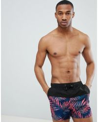Another Influence - Leaf Swim Short - Lyst