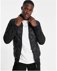 Marshall Artist Curva Hybrid Jacket - Black