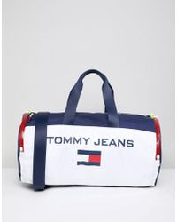 Tommy Hilfiger - Tommy Jeans 90s Capsule 5.0 Sailing Carryall - Lyst