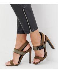 Mujer € 14 Zapatos Desde Lyst Missguided De shrdtQC