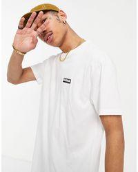 Napapijri Patch T-shirt - White