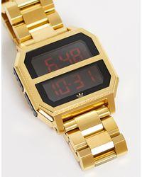 adidas Originals Adidas Archive Mr2 Bracelet Watch - Metallic