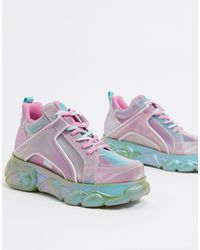 Buffalo Chunky sneakers con diseño arcoíris Cloud Corin de -Multicolor