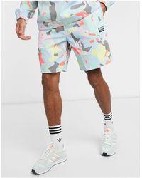 adidas Originals Ryv Festival Shorts - Blue