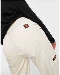 Santa Cruz Pantalon chino décontracté coupe large - sable - Multicolore