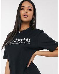 Columbia North Cascades T-shirt - Black