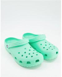 Crocs™ Zoccoli classici color pistacchio - Verde