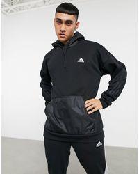 adidas Originals Adidas Training - Aeroready - Hoodie - Noir