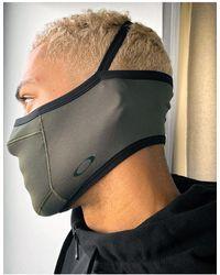 Oakley Masque en tissu coupe ajustée - Kaki - Vert