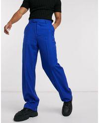 ASOS Asos Design - Combi-set - Pantalons - Blauw