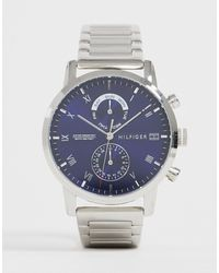 Tommy Hilfiger 1710401 Kane Bracelet Watch - Metallic