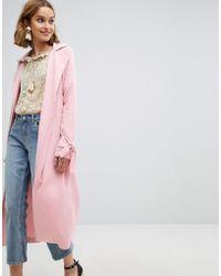 Vero Moda - Trench Coat - Lyst