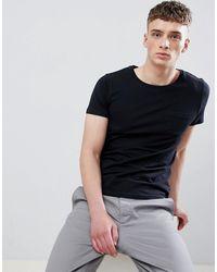 Lee Jeans Jeans Pocket T-shirt - Black