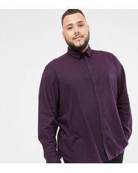 Jack & Jones Premium - Overhemd In Paars