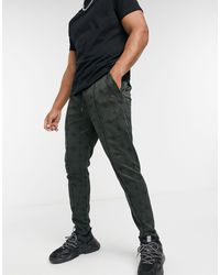G-Star RAW - Pantalones slim tapered Lanc - Lyst