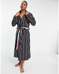 ASOS Lounge Dressing Gown - Blue