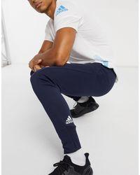 adidas Джоггеры Vrct-черный Цвет