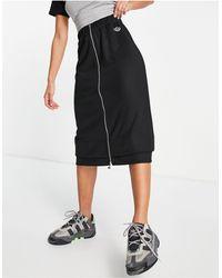 adidas Originals Midi Skirt - Black