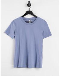 & Other Stories Organic Cotton T-shirt - Blue