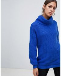 B.Young - High Neck Sweater - Lyst