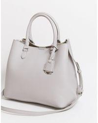 Karen Millen Holloway Tote Bag - Grey