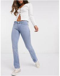 Levi's 715 - Bootcut Jeans - Blauw