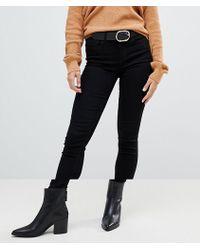 Vila Skinny Denim Jeans - Black