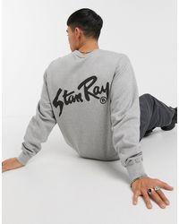 Stan Ray Sweat-shirt - Gris
