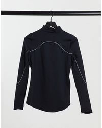 Under Armour Top negro