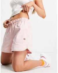 Dickies Victoria Shorts - Pink